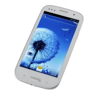 Unlocked Quadband Dual Sim Android 4.1 OS With 4.7 Inch Capacitive Touch Screen 3G Smart Phone - AT&T, T-mobile, H20, Si