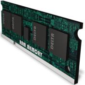 New DDR/DDR2 Memory 2GB for Laptops with DrFaster Pro RAMDISK which improves HDD too --UPGRADE YOUR OLD LAP COMPLETELY!